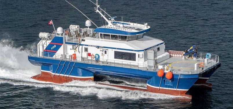 funcion direccion interceptor humphree camber marine