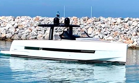 Fjord 42 camber marine