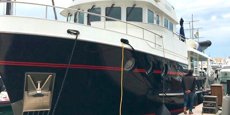 Stentor Yachts 20m Humphree Camber Marine