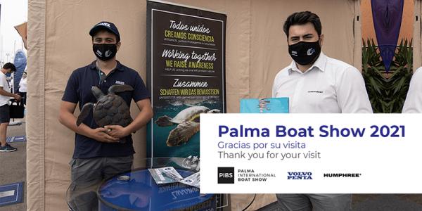 gracias palma boat show 2021 camber marine